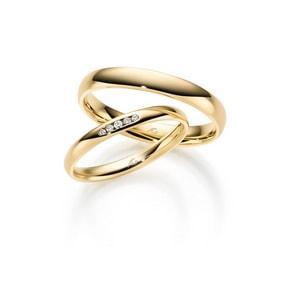 Goldene Ringe in  Neckargerach