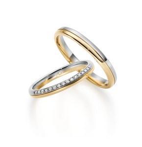 Schmale Ringe